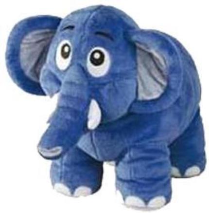 Bodil Elefant 40 cm - Krea 2203